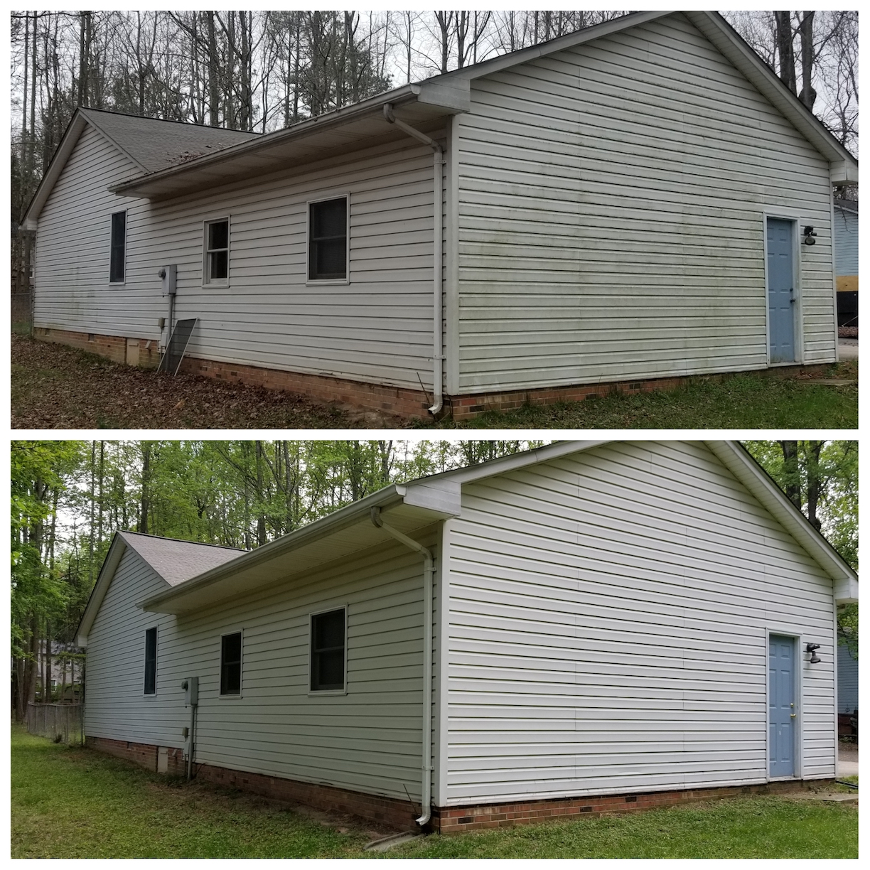 Power Washing, Pressure Washing, House Washing